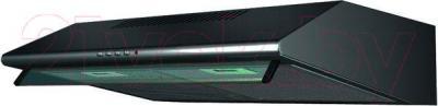 Вытяжка плоская Best SP2196 2M 60 (черный) - общий вид