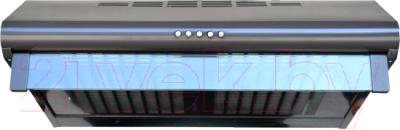Вытяжка плоская Best SP2196 2M 60 (черный)