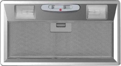 Вытяжка скрытая Best P550 (Silver) - общий вид