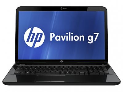 Ноутбук HP Pavilion g7-2328sr (E0Q43EA) - общий вид
