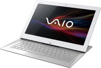 Ноутбук Sony Vaio SVD1321M2RW - вид сбоку