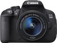 Зеркальный фотоаппарат Canon EOS 700D Kit 18-55 IS STM -