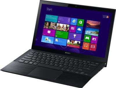 Ноутбук Sony Vaio SVP1321M9RB - общий вид