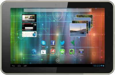 Планшет Prestigio MultiPad 8.0 HD (PMP5588C_DUO) 8GB - фронтальный вид