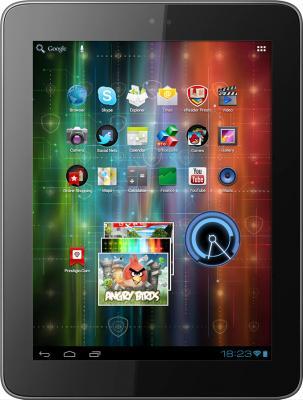 Планшет Prestigio MultiPad 8.0 Prime Duo (PMP5780D_DUO) 16GB - вертикальный вид