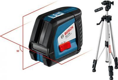 Нивелир Bosch GLL 2-50+BS 150 (0.601.063.105) - общий вид