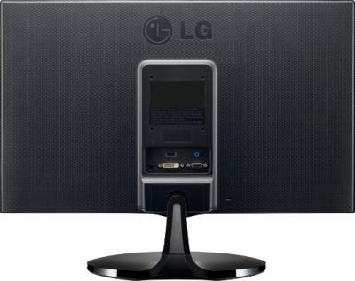 Монитор LG 27EA63V-P - вид сзади