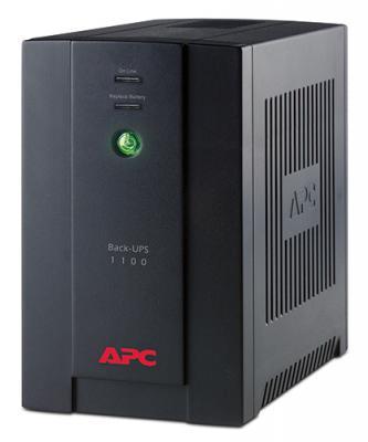 ИБП APC Back-UPS 1100VA (BX1100CI) - общий вид