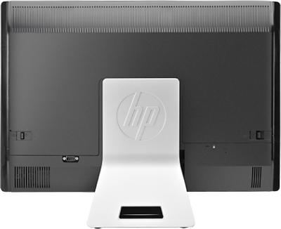 Моноблок HP Compaq Elite 8300 AiO (C2Z32EA) - вид сзади