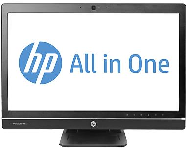 Моноблок HP Compaq Elite 8300 AiO (C2Z32EA) - фронтальный вид