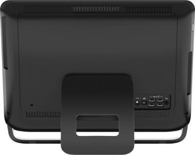 Моноблок HP 3520 (D1T70EA) - вид сзади