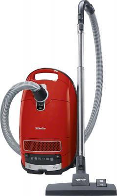 Пылесос Miele S 8330 Red  - общий вид