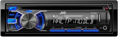 Автомагнитола JVC KD-R647EE - общий вид