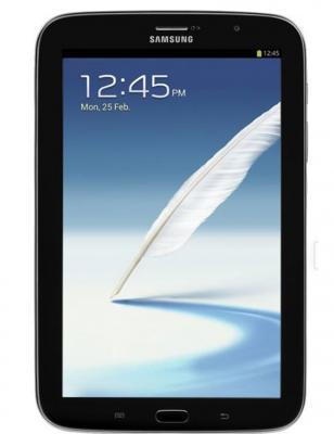 Планшет Samsung Galaxy Note 8.0 16GB 3G Black-Brown (GT-N5100) - общий вид