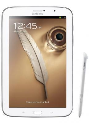 Планшет Samsung Galaxy Note 8.0 16GB 3G Pearl White (GT-N5100) - общий вид