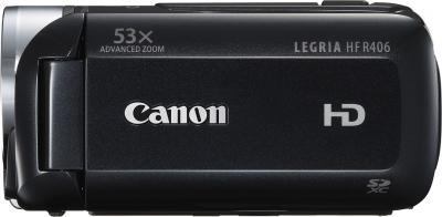 Видеокамера Canon LEGRIA HF R406 - общий вид
