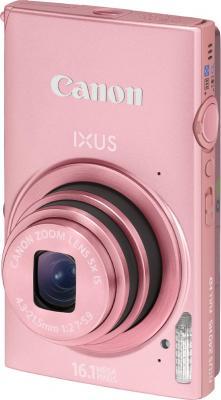Компактный фотоаппарат Canon IXUS 240 HS Light Pink - общий вид