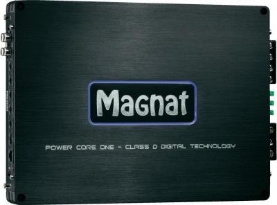 Автомобильный усилитель Magnat Power Core One - общий вид