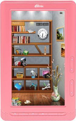 Электронная книга Ritmix RBK-431 (розовый) - общий вид