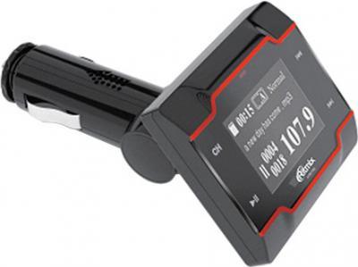 FM-модулятор Ritmix FMT-A760 - общий вид