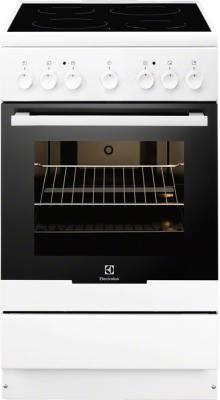 Кухонная плита Electrolux EKC51100OW - общий вид