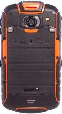 Смартфон TeXet TM-3204R - вид сзади