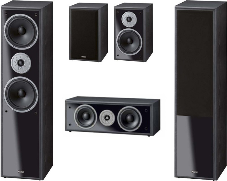 Monitor Supreme Set 800 Piano Black 21vek.by 5515000.000