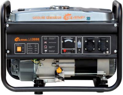 Бензиновый генератор Eland LA3000 - общий вид