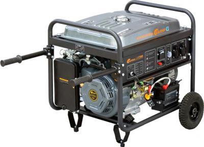 Бензиновый генератор Eland LA7500 - общий вид