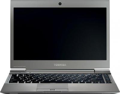 Ноутбук Toshiba Portege Z930-E6S (PT234R-09Q047RU) - фронтальный вид