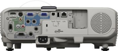 Проектор Epson EB-421i - вид сзади