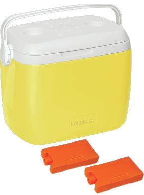 Автохолодильник Forester GS-1007 - общий вид