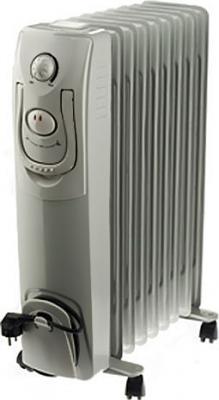 Масляный радиатор Smile RO 1517 Gray - общий вид