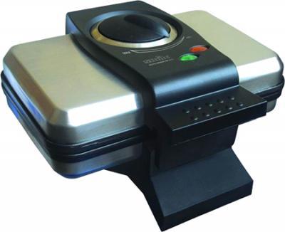 Орешница электрическая Smile NM 3616 Inox-Black - общий вид