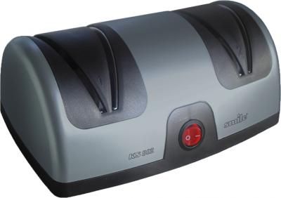 Ножеточка электрическая Smile KS 802 Silver - общий вид