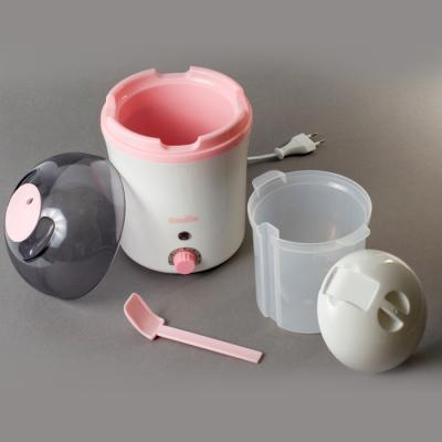 Йогуртница Smile MK3001 (White-Pink) - комплектация