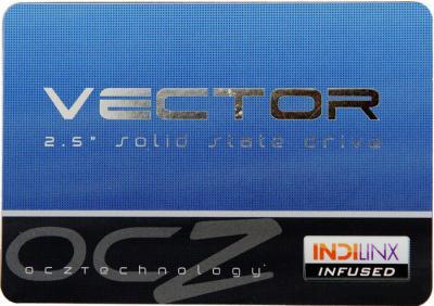 SSD диск OCZ Vector 128GB (VTR1-25SAT3-128G) - общий вид