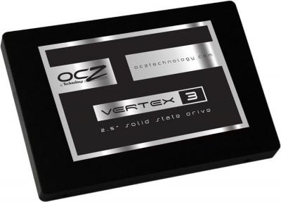 SSD диск OCZ Vertex 3 480GB (VTX3-25SAT3-480G) - общий вид
