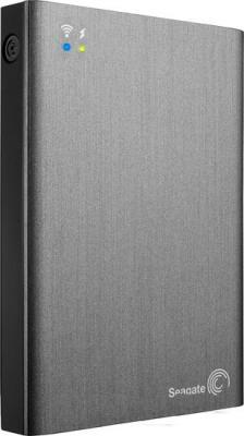 Сетевой накопитель Seagate Wireless Plus 1TB (STCK1000200) - общий вид