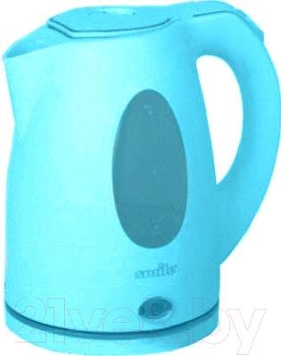 Электрочайник Smile WK1205 (голубой)