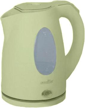 Электрочайник Smile WK1205 (зеленый) - общий вид