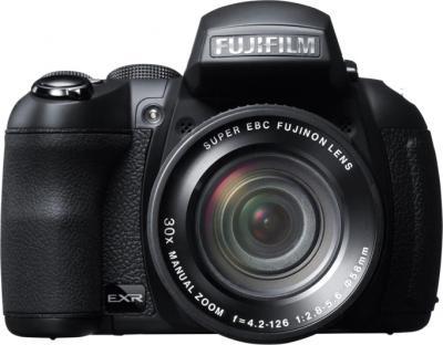 Компактный фотоаппарат Fujifilm FinePix HS25EXR Black - общий вид