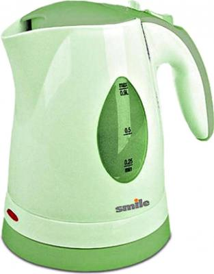 Электрочайник Smile WK1302 Green - общий вид