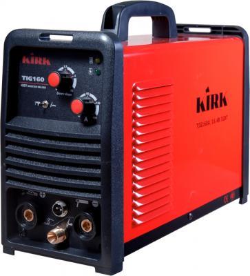 Инвертор сварочный Kirk TIG160 IGBT (K-078019) - общий вид