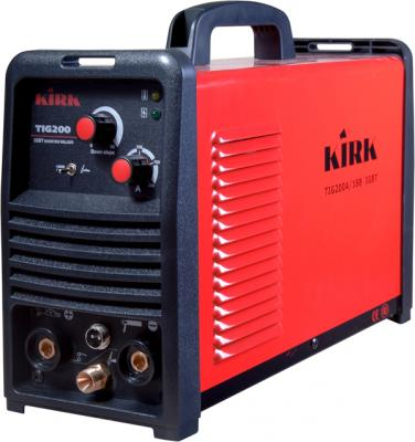 Инвертор сварочный Kirk TIG200 IGBT (K-078026) - общий вид