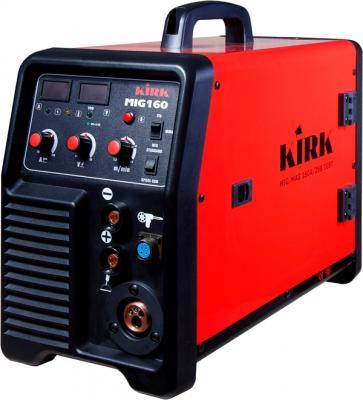Полуавтомат сварочный Kirk MIG/MAG160 IGBT (K-078033) - общий вид
