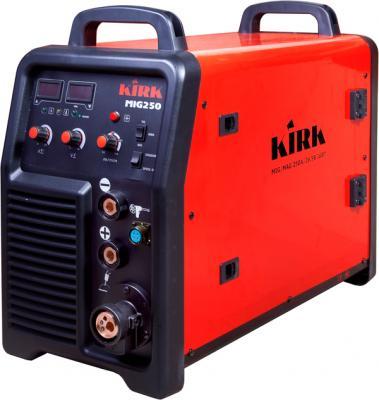 Полуавтомат сварочный Kirk MIG/MAG250 IGBT (K-078040) - общий вид