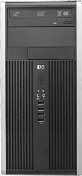 Системный блок HP 6300MT (C3A33EA) - фронтальный вид