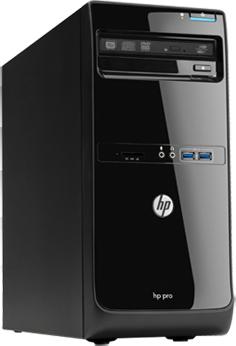 Готовое рабочее место HP 3500MT (H4M39EA) - общий вид