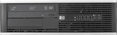 Системный блок HP 6300SFF (LX843EA) - фронтальный вид